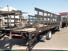 FLATBED NQR Body / Bed