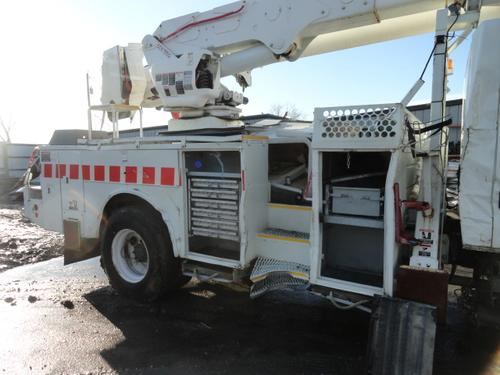 INTERNATIONAL 4400 Body / Bed