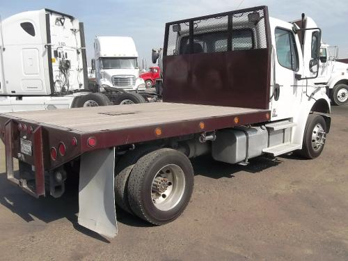 FLATBED M2 106 Body / Bed