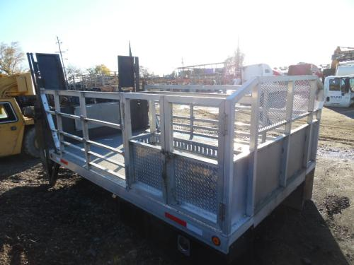 UTILITY/SERVICE BED C4500 Body / Bed