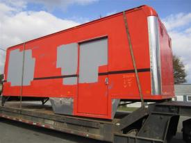 BOX VAN 4200LP Body / Bed