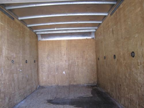 BOX VAN LCF550 Body / Bed