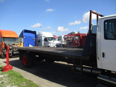 FLATBED ACTERRA 5500 Body / Bed