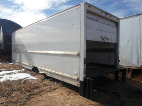 Van Box 25 Body / Bed