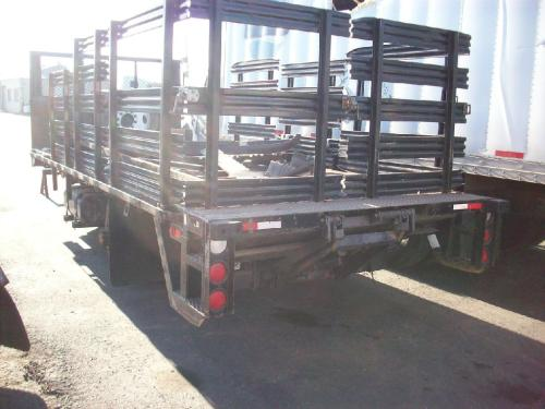 FLATBED CF600 Body / Bed