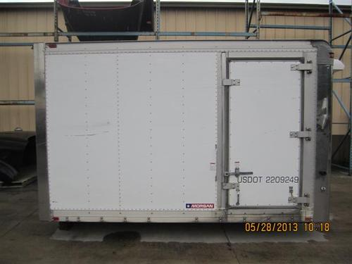 REEFER BOX MORGAN Body / Bed