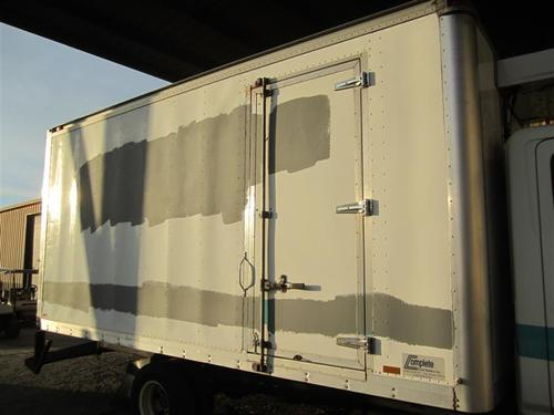 REEFER BOX TRUCK BODY CORP Body / Bed