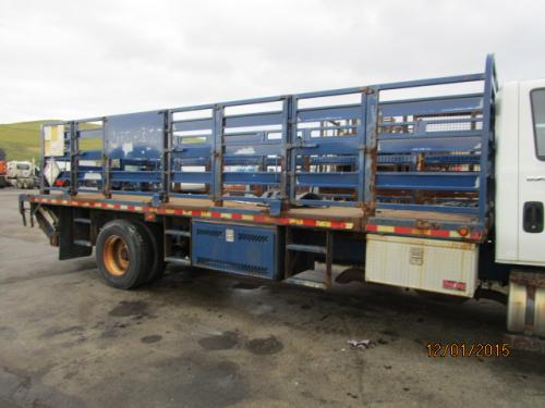 FLATBED 4300 Body / Bed