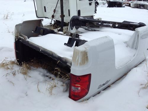 CHEVROLET SILVERADO 2500 PICKUP Body / Bed