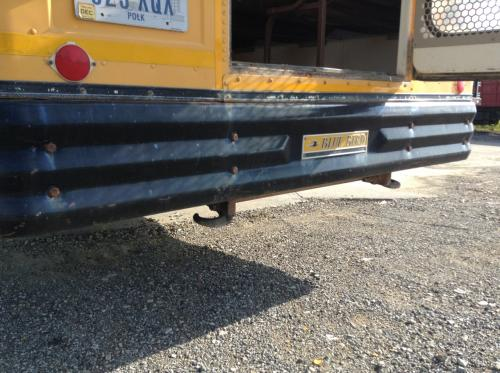 BLUE BIRD TRUCK Bumper Assembly, Rear