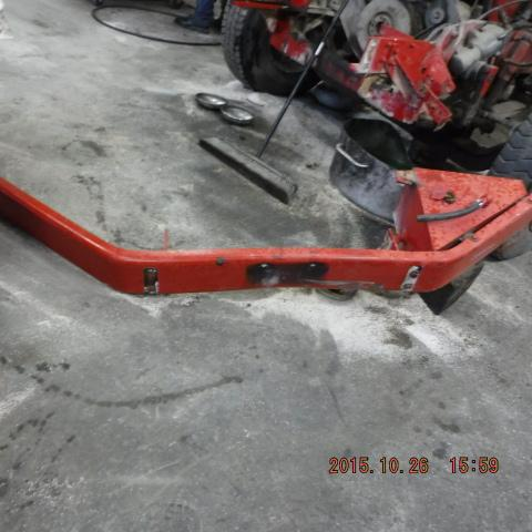 MACK RSL686 Bumper Assembly, Front