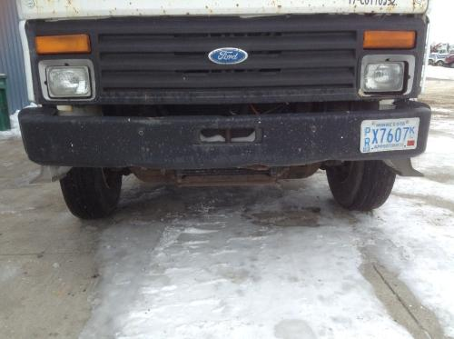 FORD CF8000 Bumper Assembly, Front