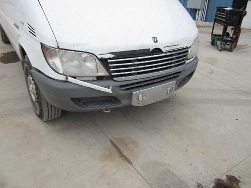 DODGE SPRINTER Bumper Assembly, Front