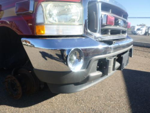 FORD F550SD (SUPER DUTY) Bumper Assembly, Front