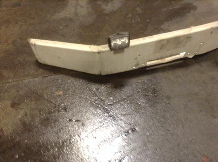 WESTERN STAR 4900SA Bumper Assembly, Front