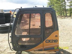 CASE CX210 Cab