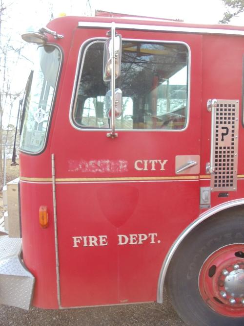 PEMFAB E-ONE PUMPER Cab