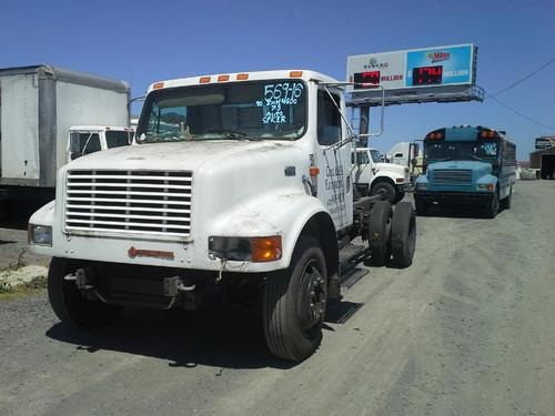 INTERNATIONAL 4600 Cab