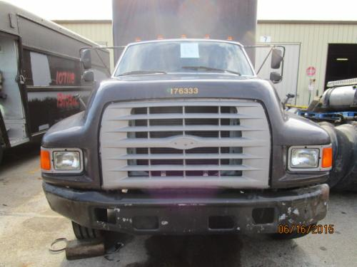 FORD P SERIES Cab