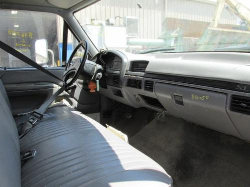 FORD FORD F450 PICKUP Cab