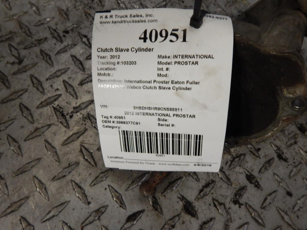INTERNATIONAL PROSTAR Clutch Slave Cylinder
