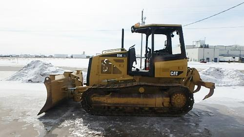 CAT D5K XL Complete Vehicle