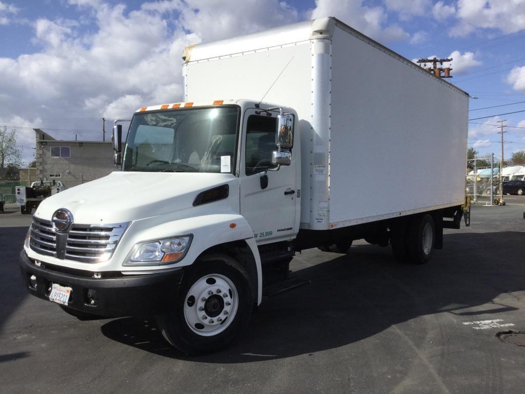 HINO 268 Complete Vehicle
