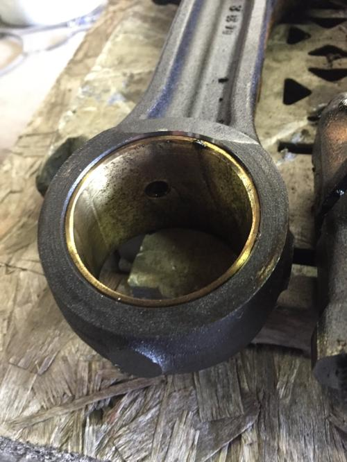 DETROIT 12.7 Connecting Rod