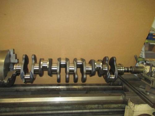INTERNATIONAL MaxxForce 13 Crankshaft