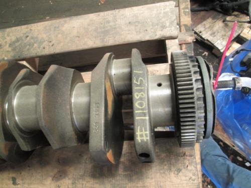 CAT C15 (DUAL TURBO-ACERT-EPA04) Crankshaft