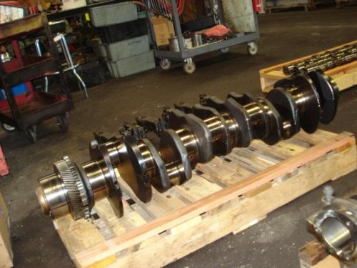 DETROIT 60 SERIES-12.7 DDC4 Crankshaft