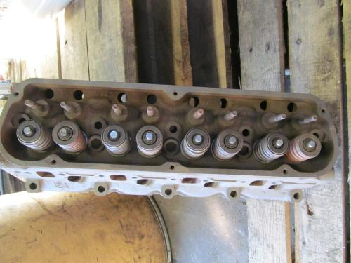 FORD 302V8 GAS Cylinder Head