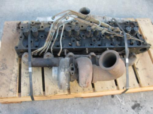 INTERNATIONAL DT466C     CHARGE AIR COOLED Cylinder Head