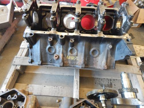 INTERNATIONAL T444E Cylinder Block