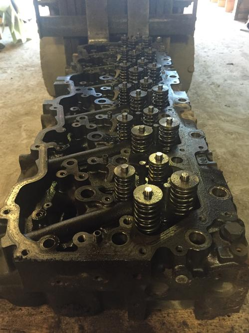 PACCAR MX-13 Cylinder Head