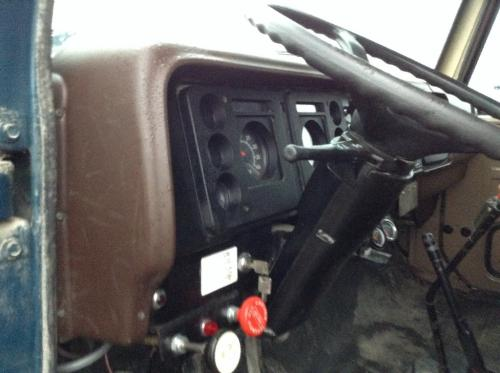 INTERNATIONAL S1600 Dash Assembly