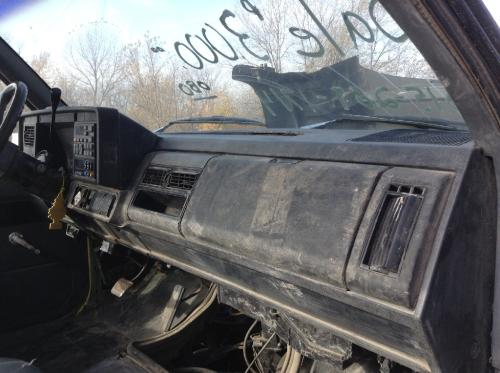 GMC TOPKICK Dash Assembly