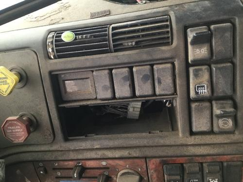 VOLVO VNL Dash Panel