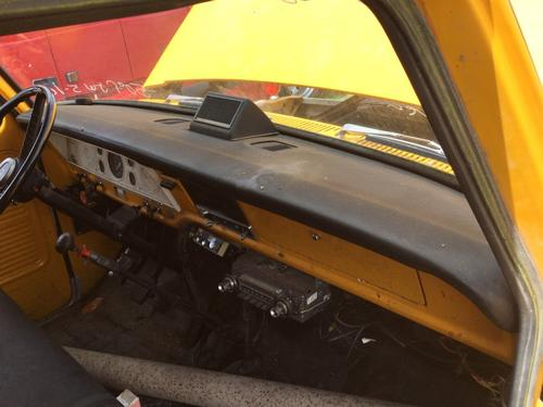 FORD F600 Dash Assembly