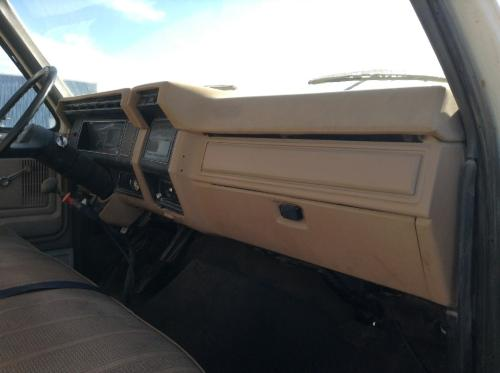 FORD B800 Dash Assembly