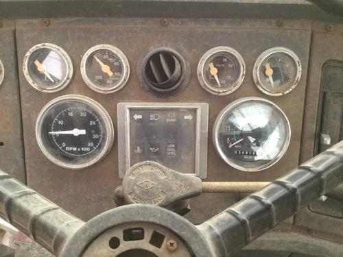 FORD LN9000 Dash Assembly