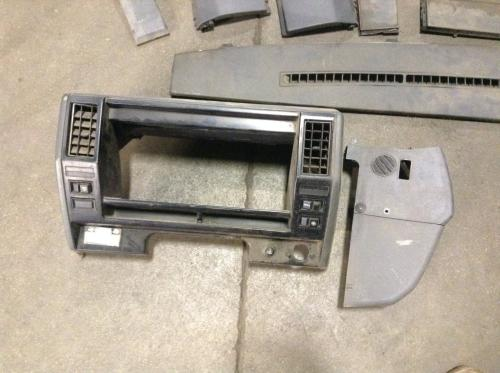 GMC W4 Dash Assembly