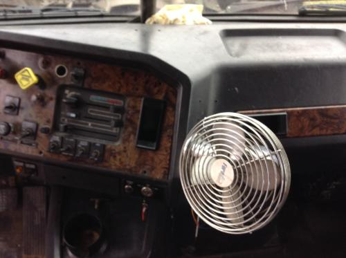 VOLVO WCA Dash Assembly