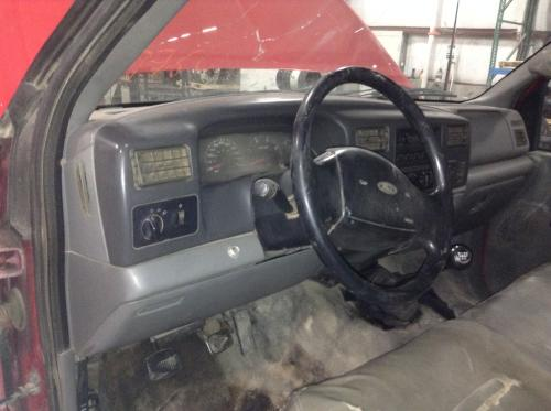 FORD FORD F550SD PICKUP Dash Assembly