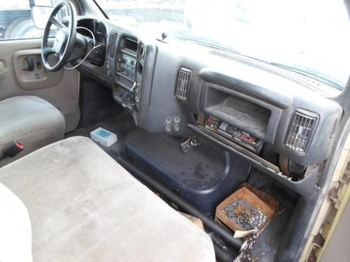 GMC C4500-C8500 Dash Assembly