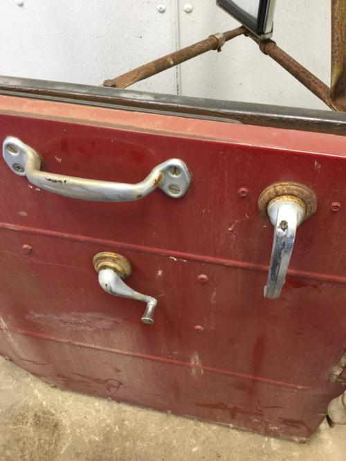 AMERICAN FIRE TRUCK Door Assembly, Front