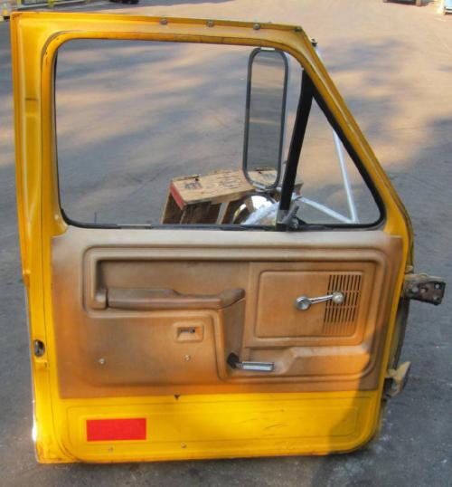 FORD F SERIES Door Assembly, Front