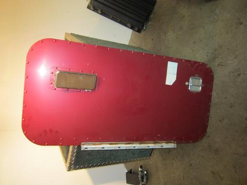 Door Assembly, Rear or Back