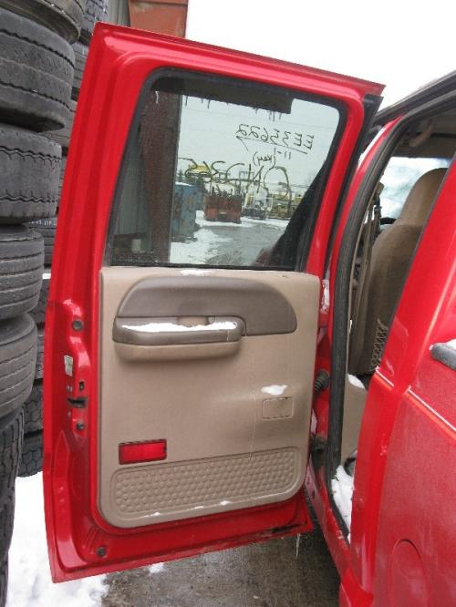 FORD FORD F350SD PICKUP Door Assembly, Rear or Back