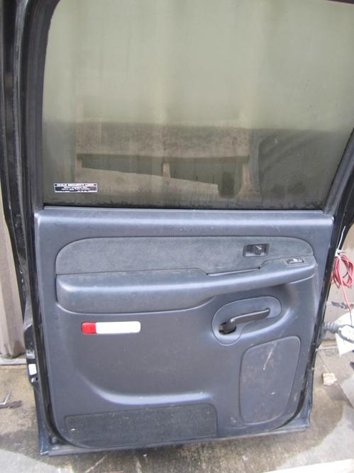 CHEVROLET 3500 SILVERADO (99-CURRENT) Door Assembly, Rear or Back